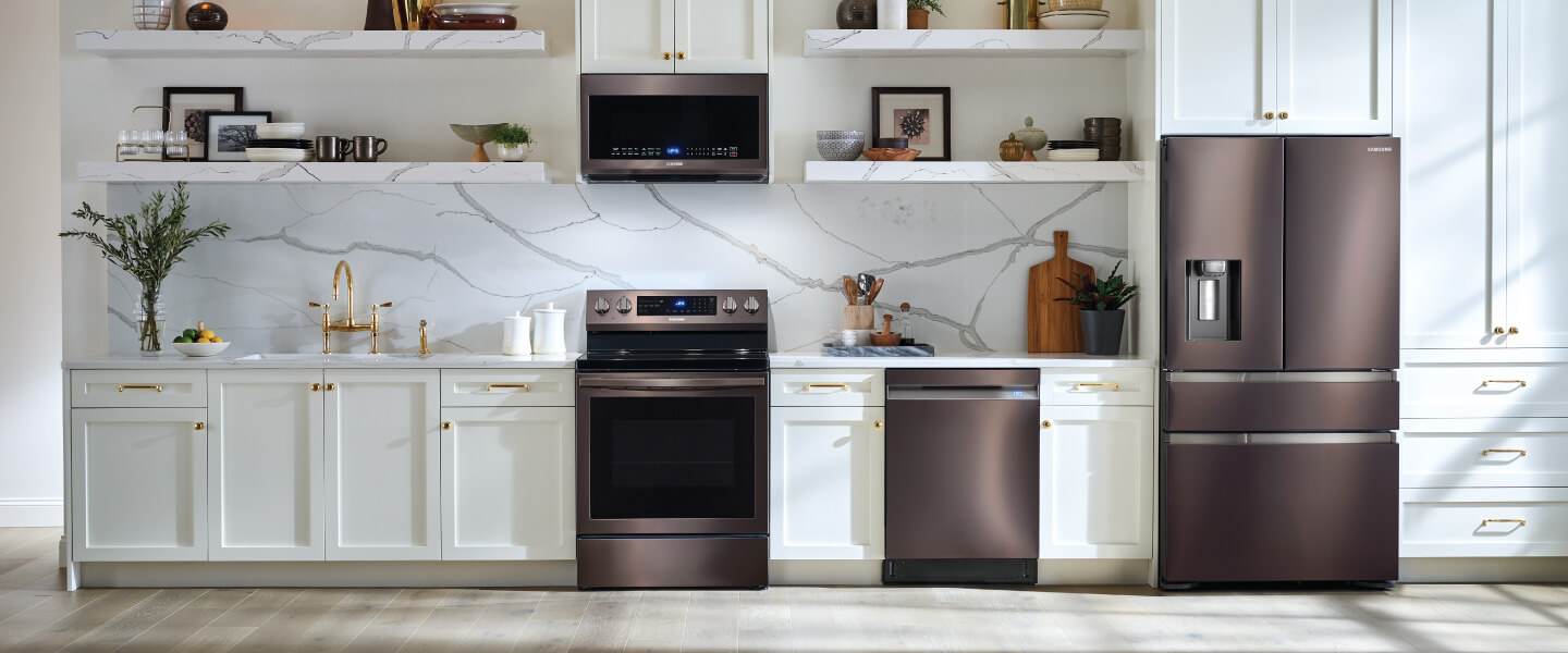 Save on Samsung Appliances this Presidents Day